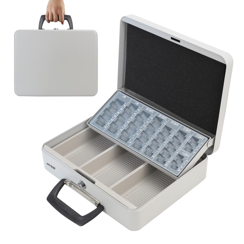 hmf geldkassette transportkassette 300 mm tragegriff mit. Black Bedroom Furniture Sets. Home Design Ideas