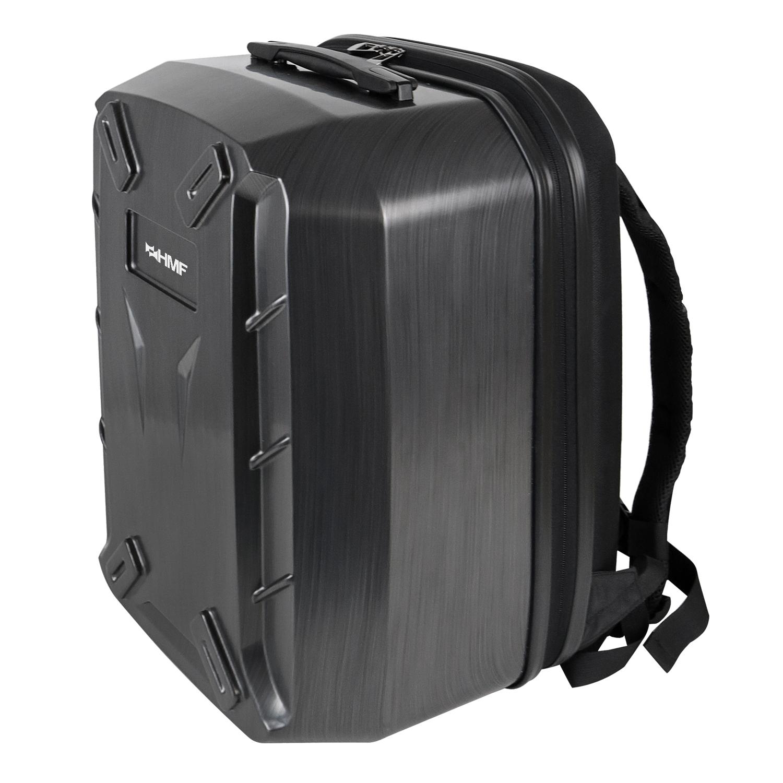 hmf parrot bebop 2 rucksack backpack transporttasche. Black Bedroom Furniture Sets. Home Design Ideas