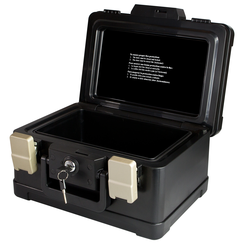 90025 ab 13,99€//St. Münz Dokumenten Kassette  Spardose Geldkassette 25x19x9cm