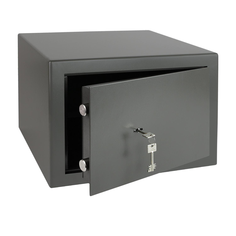 hmf tresor safe wertschutzschrank sicherheitsstufe b vdma. Black Bedroom Furniture Sets. Home Design Ideas