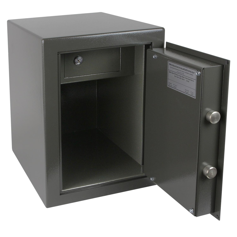 hmf tresor safe wertschutzschrank sicherheitsstufe b vdma safe 24992 43400 1111 ebay. Black Bedroom Furniture Sets. Home Design Ideas
