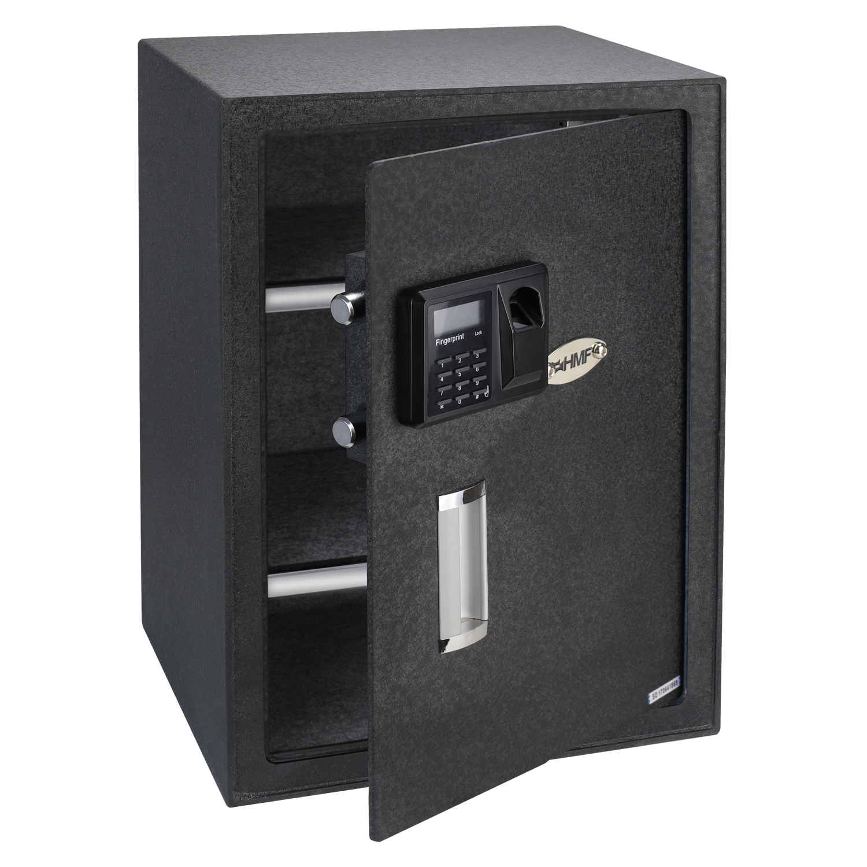 HMF Safe Tresor Möbeltresor Wandtresor Fingerabdruck Elektronik verschied Größen