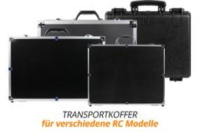Sicherer Transport und Aufbewahrung verschiedener RC Drohnen