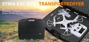 Syma X5C X5SC Transportkoffer, Hartschalenkoffer von HMF