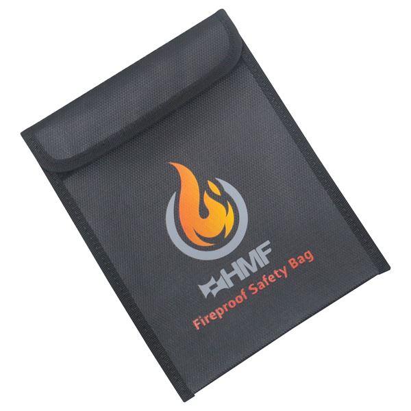 Feuerfeste LiPo Tasche, LiPo Guard, HMF 44145, 23 x 18 cm