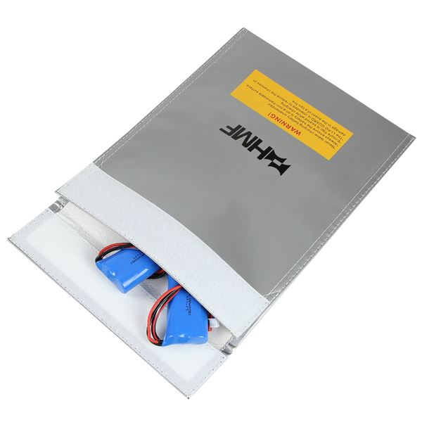 Feuerfeste LiPo Tasche, LiPo Guard, HMF 44146, 30 x 23 cm
