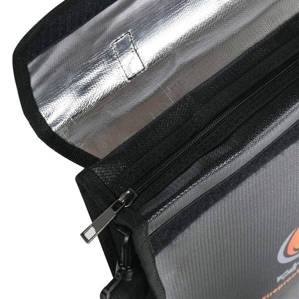 Feuerfeste LiPo Tasche, LiPo Guard, HMF 44147, 28 x 38 x 7,5 cm