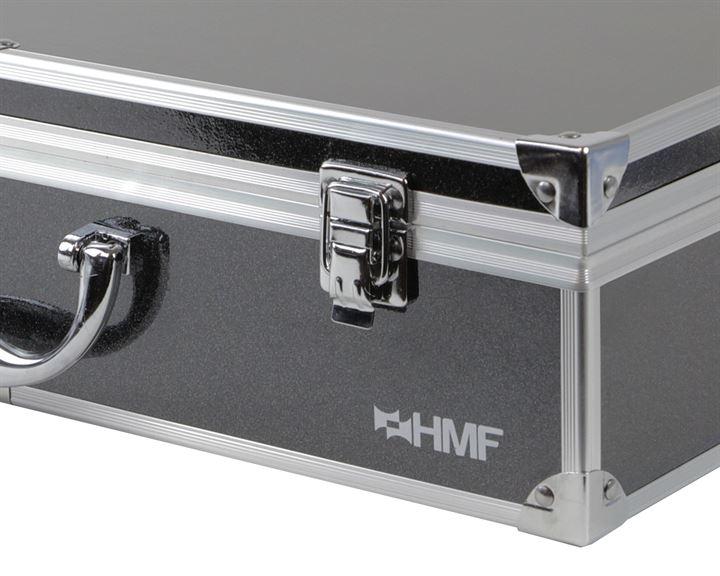 X5C X5SC Syma Transportkoffer, Alurahmen, bis zu 5 Akkus, HMF 18301-02, 42,5 x 11,5 x 33,5 cm
