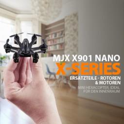 Neu im Sortiment: X901 Nano MJX Ersatzteile