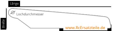 Zeichnung Rotorblätter