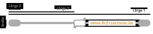 Zeichnung Stabilisierungsstange